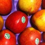 Süße Äpfel